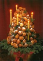 De Overvloed II. - The Abundance II. Doughnut balls, a traditional New Year's Eve delicacy in Holland.