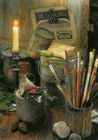 De Schilderswerkplaats III. - The house painters' workshop III.