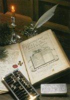 'Openbaringe van 't Italiaens Boeck-houden', gemaakt door Anthonio van Nevlighem, koopman binnen Amstelredam. 1630. - 'Disclosure of the art of Italian Book-keeping' written by Anthonio van Nevlighem, merchant in Amstelredam, in the year 1630.